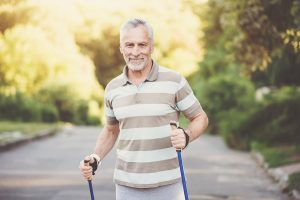 Senior Care in Annapolis MD: Could Walking Faster Extend Your Parent's Life?